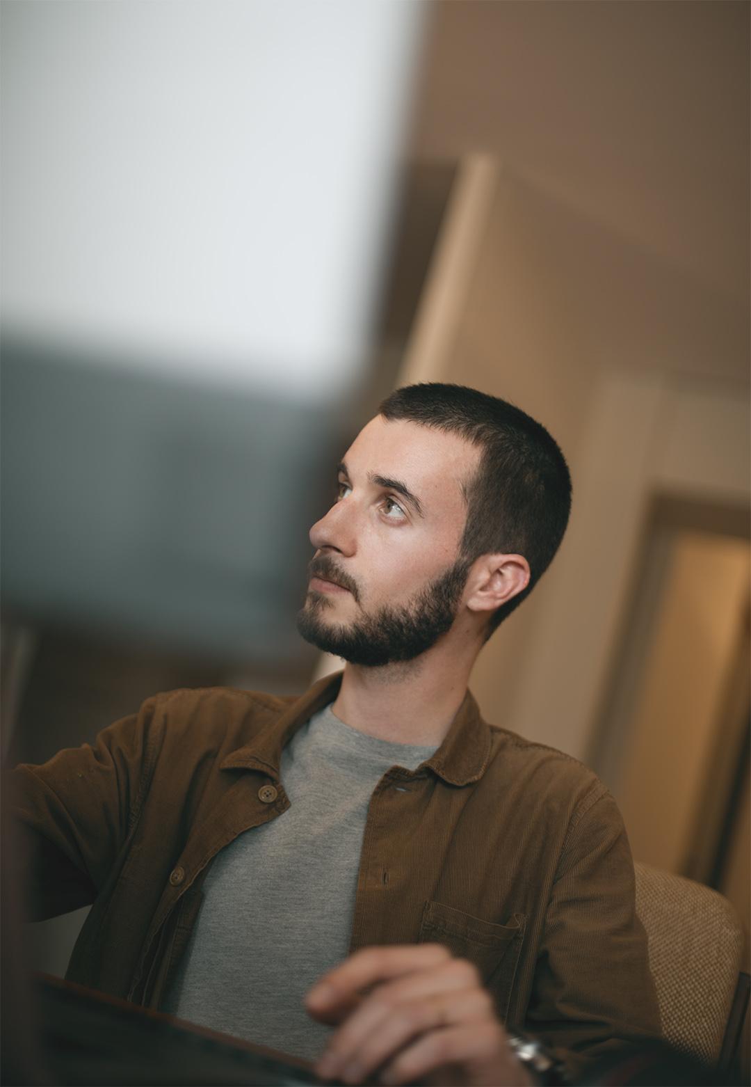 Julien Demaugé-Bost - Portrait
